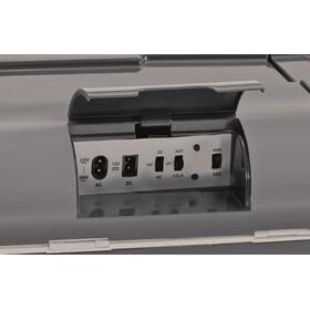 Outwell ECOcool Caja 24l 12V/230V, slate